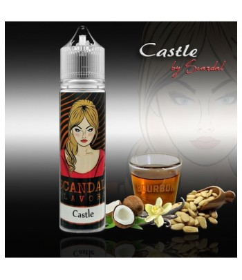 Scandal Flavour Shot Castle