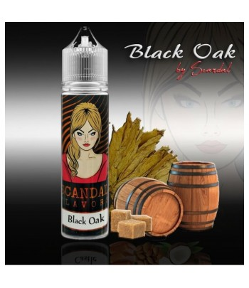 Scandal Flavour Shot Black Oak