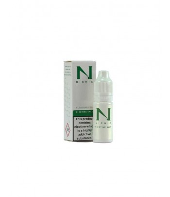 NicNic VG/PG Nicotine Salt Booster 10ml