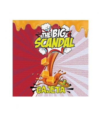 Big Scandal Flavour Shot Cajeta 100ml