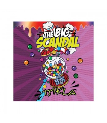 Big Scandal Flavour Shot Tsikla 100ml