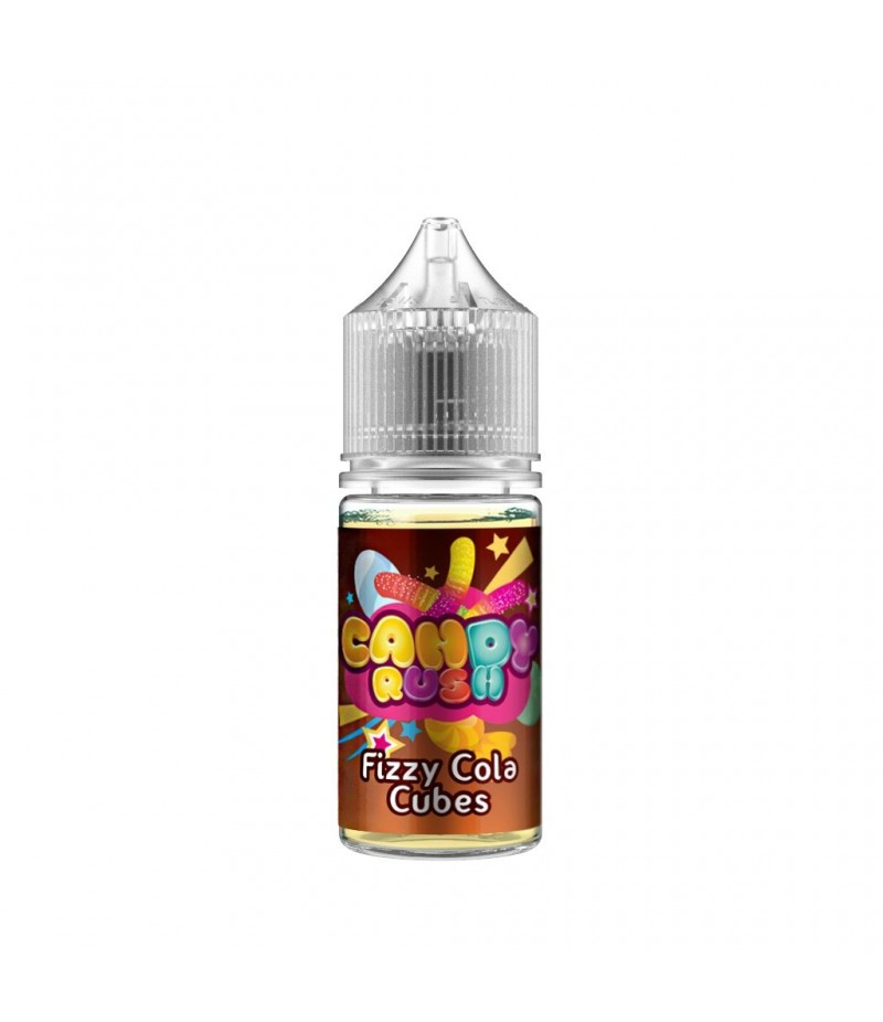 Candy Rush Flavour Shot Fizzy Cola Cubes