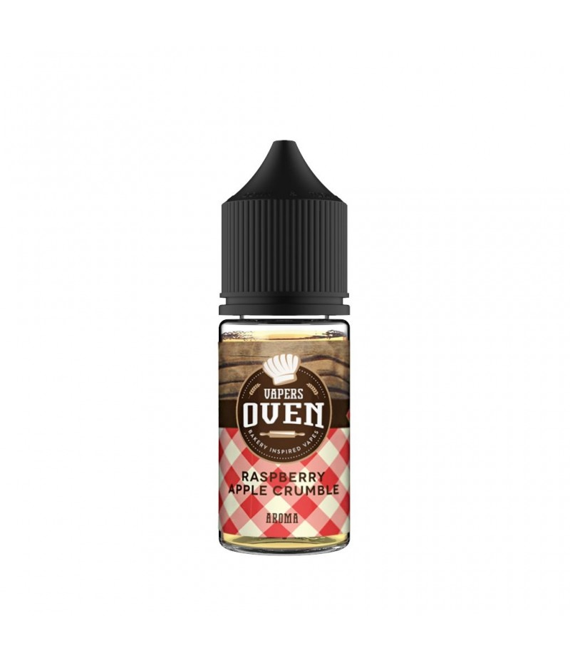 Vapers Oven Flavour Shot Raspberry Apple Crumble
