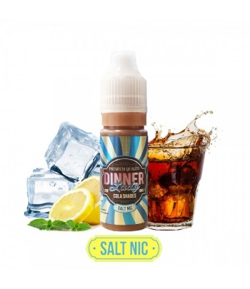 Dinner Lady Cola Shades Nic Salt 20mg