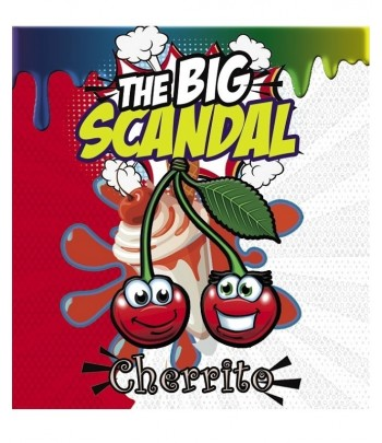 Big Scandal Flavour Shot Cherrito 100ml