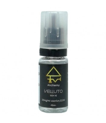 Alchemy Nicotine Booster Velluto 10ml 100% VG 20mg
