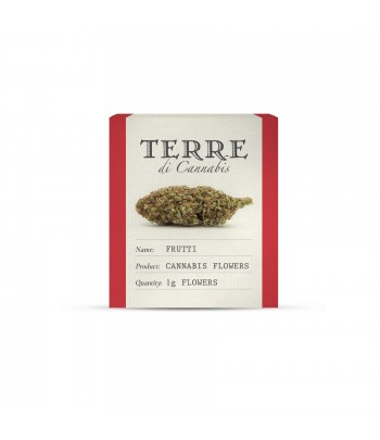 Terre Frutti Hemp Flower