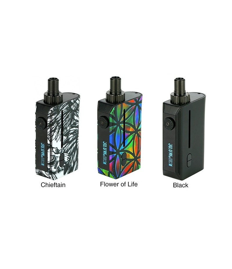 Squid Industries Squad Tank Kit 1300mAh