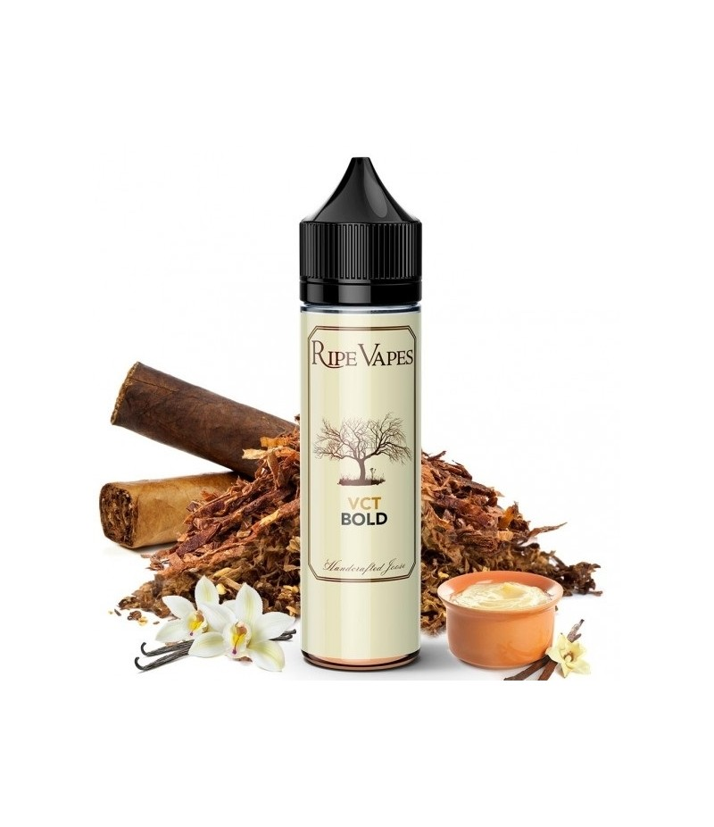 RipeVapes Flavour Shot VCT Bold