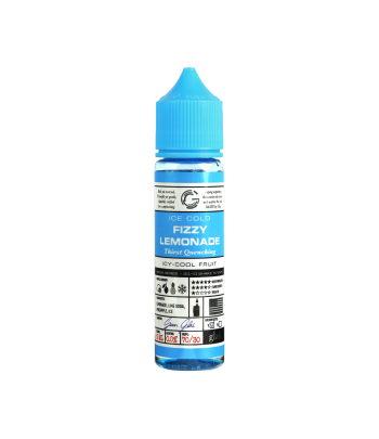 Glas Basix Shortfill Fizzy Lemonade 50/60ml