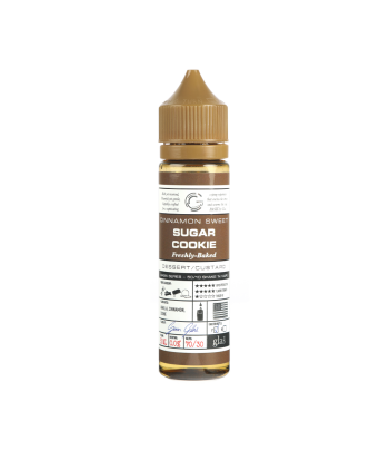 Glas Basix Shortfill Sugar Cookie 50/60ml