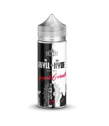 Dr.Jekyll-Mr.Hyde Flavour Shot Yogurt Granola 120ml