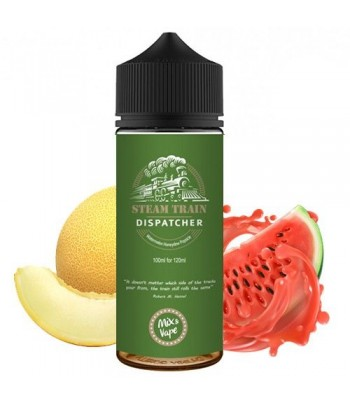 Steamtrain Flavour shot Dispatcher 120ml