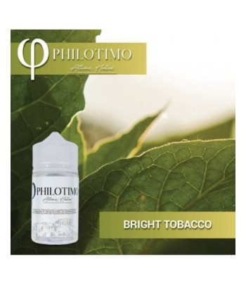 Philotimo Flavour Shots Bright Tobacco