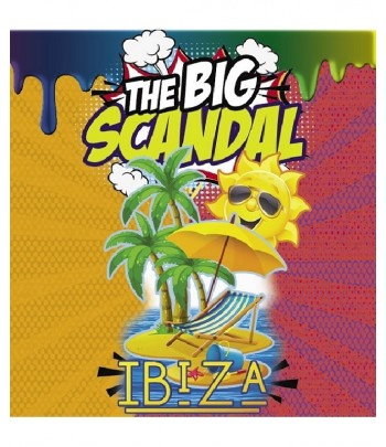 Big Scandal Flavour Shot Ibiza 120ml