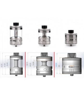 Steam Crave Aromamizer Titan RDTA