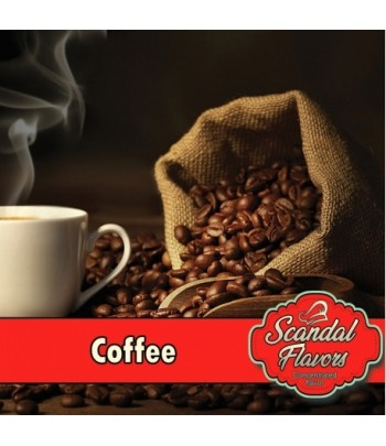Scandal Concentrate Flavour Coffee 10ml