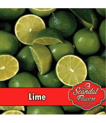 Scandal Concentrate Flavour Lime 10ml
