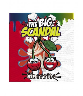 Big Scandal Flavour Shot Cherrito 120ml