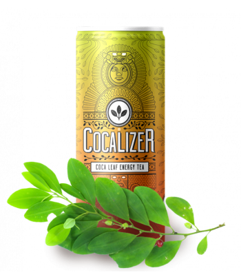 COCALIZER COCA LEAF ENERGY TEA