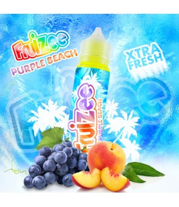 Eliquid France Fruizee Flavour Shot Purple Beach