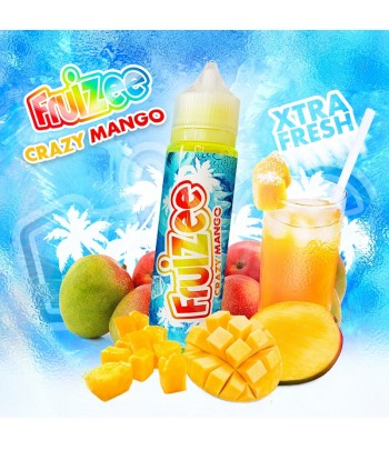 Eliquid France Fruizee Flavour Shot Crazy Mango