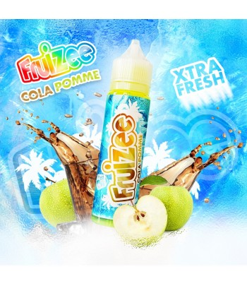 Eliquid France Fruizee Flavour Shot Apple Cola