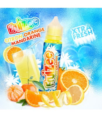 Eliquid France Fruizee Flavour Shot Lemon Orange Mandarine