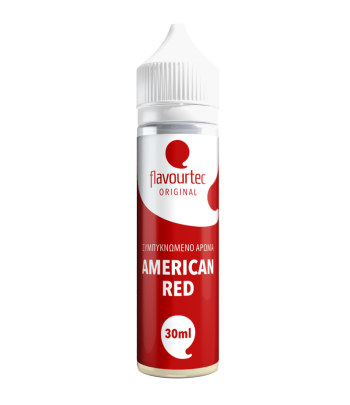 Flavourtec Flavour Shot American Red