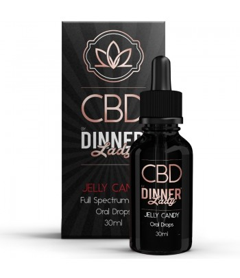 Dinner Lady Oral Drops Jelly Candy 30ml